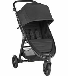 2019 Baby Jogger City Mini GT 2 Single Stroller in Jet Black - SHIPS NOW