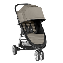 2020 City Mini Single Stroller by Baby Jogger in Sepia Beige - SHIPS NOW