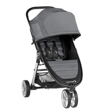 2020 City Mini Single Stroller by Baby Jogger in Slate Grey - OPEN BOX - SHIPS NOW