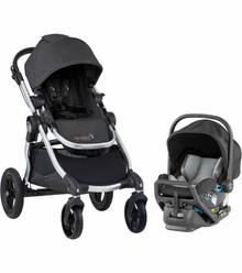 2020 Baby Jogger City Select Single Stroller Travel System- Jet Black  - Ships Now!!!