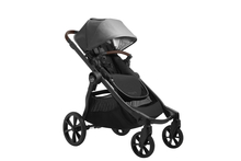 2022 Baby Jogger City Select 2 Eco Collection Single Stroller (Belly Bar Included) - Harbor Grey - Ships Now!