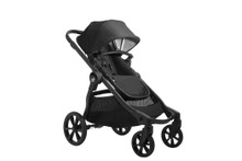 2022 Baby Jogger City Select 2 Eco Collection Single Stroller (Belly Bar Included) - Lunar Black - Ships Now!