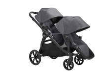 2022 Baby Jogger City Select 2 Double Stroller - Radiant Slate Gray - Ships Now!