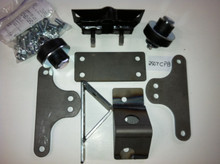 1957-59 Ford, Original V8 cars, and Merc SB Ford Engine Mount kit