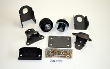 57/59 Ford/Merc Weld-In SB Chevy Engine /Transmission Mount kit 2506CPB