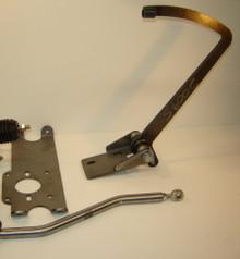 1940-1941 Plymouth/ 1940 Dodge brake pedal conversion kit ONLY