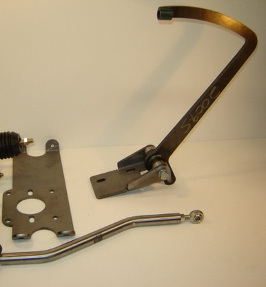 1940-1941 Plymouth/ 1940 Dodge brake pedal conversion kit ONLY