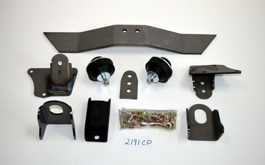 40/41 Plymouth, 40 Dodge SB Chevy Engine/Transmission mount kit #2191CP