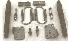1940/50 Plymouth/Dodge car rear end mounting kit