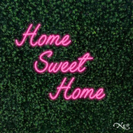 Home Sweet Home 28x24x1in. LED Neon Flex Sign-LF022