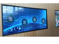 LCD Display Advertising Media Player Screen