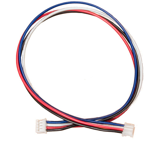 High quality 30cm JST-PH cable for interfacing with REV Expansion Hub. This cable uses 20AWG wire for increased damage resistance and reliability.