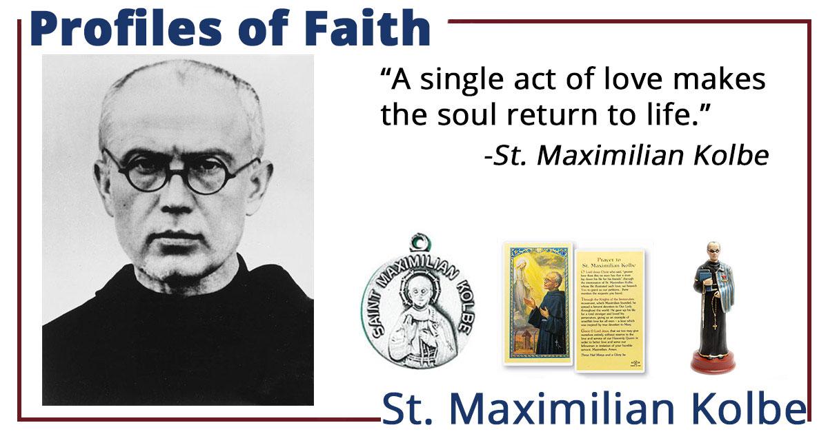 St. Maximilian Kolbe Producs