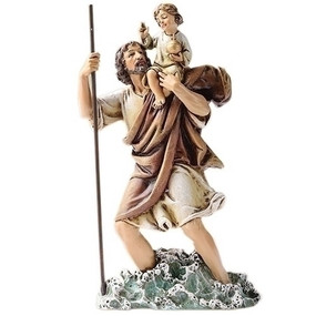 "St. Christopher Statue (6.25"")"