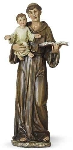 "St. Anthony Statue (14.5"")"