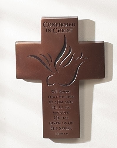 Reflections of Love Confirmation Wall Cross