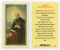 St. Paul of the Cross Prayer Laminated Holy Card
