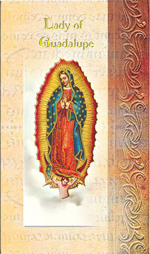 Our Lady of Guadalupe Biography Card