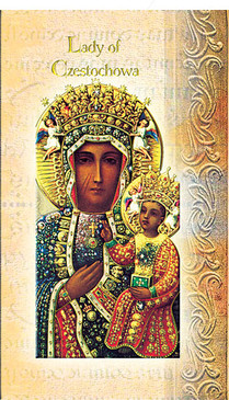 Our Lady of Czestochowa Biography Card