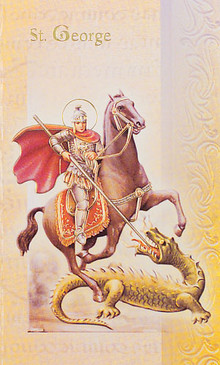 St. George Biography Card
