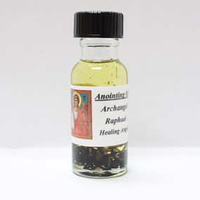 Anointing Oil - Archangel Raphael