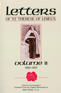 Letters of St. Therese of Lisieux - Volume 2 - 1890-1897