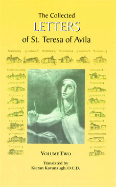 Collected Letters of St. Teresa of Avila (Volume 2)