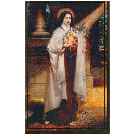 Therese Healing Prayer Card (SLF-914)