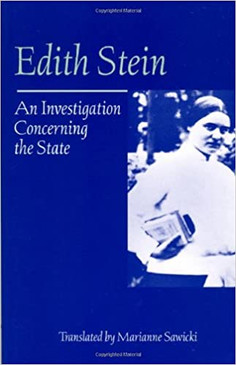 Edith Stein - An Investigation Concerning the State