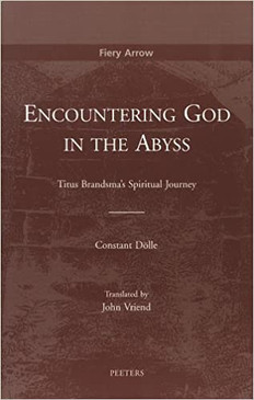 Encountering God in the Abyss
