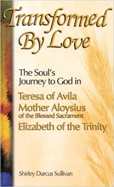 Transformed By Love - The Soul's Journey to God in Teresa of Avila,  Mother Aloysius of the Blessed Sacrament, Elizabeth of the Trinity