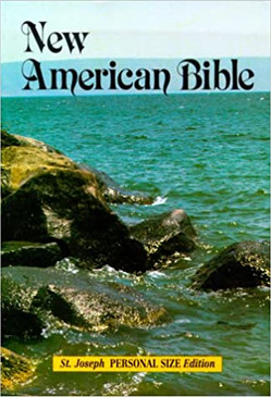 New American Bible (Personal Size Edition)