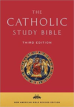 The Catholic Study Bible ( 3rd Edition)