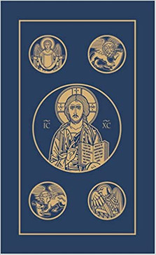 New Testament And Psalms: Revised Standard Version, Blue, ( 2nd Catholic Edition )