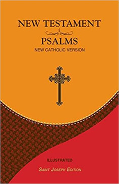 New Testament and Pslams ( New Catholic Version )