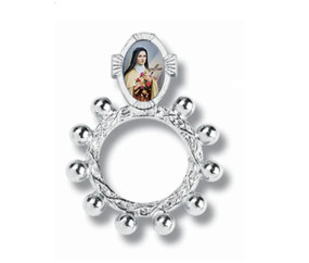 St. Therese Rosary Ring