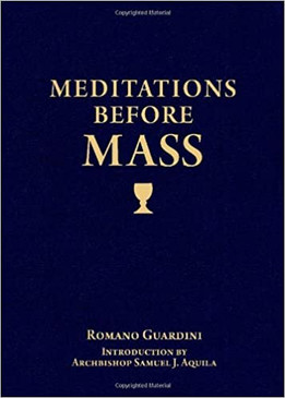 Meditation Before Mass