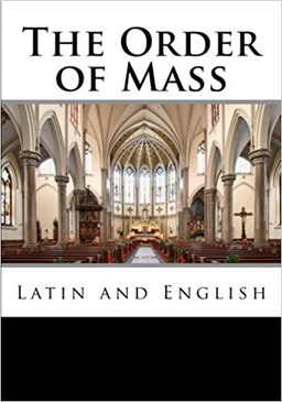 The Order of Mass - Latin and English