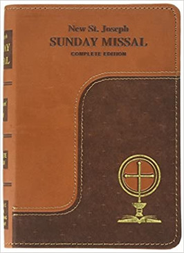New St. Joseph Sunday Missal ( complete Edition)