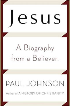 Jesus- A Biography from a Believer