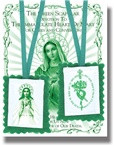 Green Scapular and Pamphlet