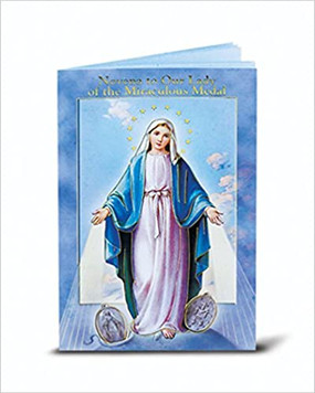 Our Lady of the Miraculous Medal Novena and Prayers