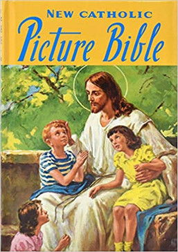 New Catholic Picture Bible (Children's Bible)