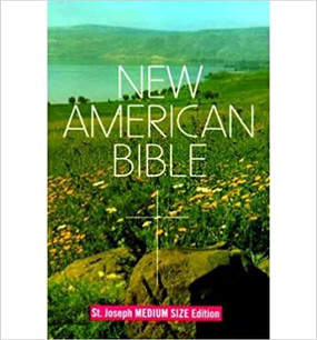 New American Bible  St.  Joseph MEDIUM SIZE Edition