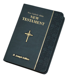 New Catholic Version New Testament  Vest Pocket Edition