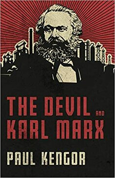 The Devil and Karl Marx: Communism's Long March of Death, Deception, and Infiltration Hardcover
