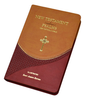 St. Joseph New Catholic Bible New Testament and Psalms