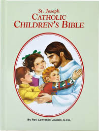 Saint Joseph Catholic Children's Bible Hardcover