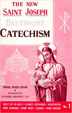 St. Joseph Baltimore Catechism (No. 1): Official Revised Edition