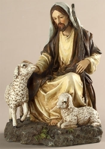 "Good Shepherd Figure (7.5"" )"